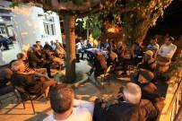 GEYRE - Büyükşehir Karacasu'yu Dinledi