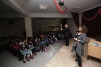 Büyükşehir Öğrencilere 'Trafik Bilinci Yaşama Sevinci' Projesi Anlattı