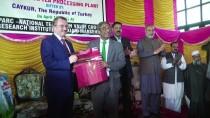 İMDAT SÜTLÜOĞLU - Çaykur Pakistan'da Çay Fabrikası Açtı
