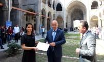 KADAYıF - Çifte Minareli Medresede Geleneksel Yemek Yarışması Yapıldı