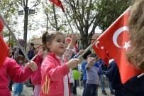 EBRU SANATı - Çocukların Gelişimine Katkı Devam Ediyor
