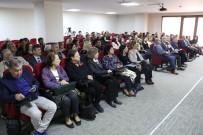 Çolak Ve Gürsöz Zonguldak'ta Eczacıları Bilgilendirdi