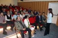 BERNA ÖZTÜRK - Denizli'de, Acil Servislerde Görevli Pratisyen Hekimlere Eğitim Verildi