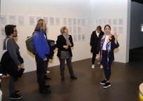 ROBİNSON CRUSOE - 'Devamlılık Hatası' Sergisi, SALT Beyoğlu'nda Sanatseverin Ziyaretine Açıldı