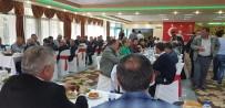 MEHMET DURUKAN - Develi'de STK Ve Muhtarlarla Toplantı Yapıldı
