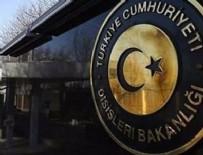 VİZE SERBESTİSİ - Dışişleri'nden AB'nin Türkiye raporuna sert tepki