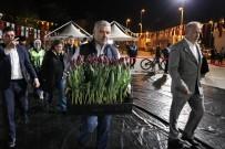 ORHAN KURAL - Dünyanın En Büyük Türk Bayrağı Temalı Lale Peyzajı Kayseri'ye Yapılıyor
