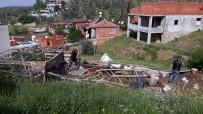 Edremit'te Kaçak Hayvan Damlarına İzin Yok
