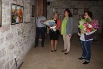 EFES - Efes Art, Kuşadası'nda Resim Sergisi Açtı