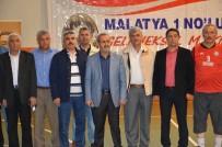 RECAİ KUTAN - Eğitim Bir Sen Malatya Şubesi Mehmet Akif İnan Voleybol Turnuvası