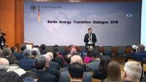 GAYRISAFI - Enerji Bakanı Albayrak, Enerji Dönüşüm Diyaloğu Konferansı'nda Konuştu