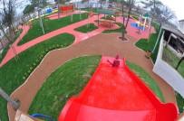 GENÇLIK PARKı - Ergene 23 Nisan'da Açılışlara Hazırlanıyor