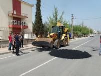 SELIMIYE - Ergene Belediyesinden Hız Kesici Kasis Çalışması