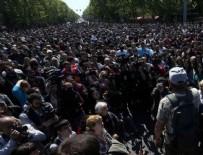 ERIVAN - Ermenistan'da 'devrim komitesi' ilan edildi