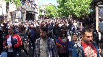 ERMENISTAN - Ermenistan'daki Protestolarda 80 Kişi Gözaltına Alındı