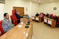 DEVLET MEMURLARı - Erzincan İl Genel Meclisi Nisan Ayı Toplantıları Tamamlandı