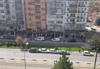 Eskişehir'de 4 Araç Birbirine Girdi