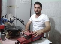 Evini Atölyeye Çeviren Sanatkar, Destek Bekliyor