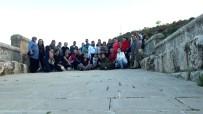 NEMRUT - Fransa'dan Gönül Elçileri Adıyaman'ı Gezdi