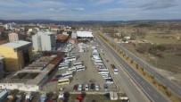 MEHMED ALI SARAOĞLU - Gediz Şehir Terminali Yenileniyor