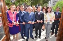 EL SANATLARI SERGİSİ - Geleneksel El Sanatları Sergisi Açıldı