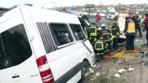 RAMAZAN CEYLAN - GÜNCELLEME - Kocaeli'de Trafik Kazası