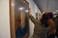 MUKAVVA - 'Günler' Resim Sergisi GSF Sanat Galerisinde Açıldı