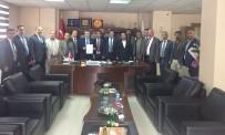 AHMET YAŞAR - Hakkari TSO'da Meclis Toplantısı