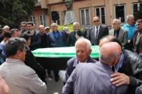 SAVAŞ ÖZDEMİR - Hayatını Kaybeden Zabıta Komiseri Son Yolculuğuna Uğurlandı