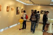 MEHTAP - 'İlk Adımlar' Sergisi Sanatseverlerle Buluştu