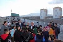 GENÇLIK PARKı - İncesu'da Vatandaşlar Mesire Alanlarını Doldurdu