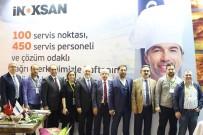 DOKUNMATIK EKRAN - İnoksan, IBATECH 2018 Fuarı'nda 'Inosmart Dokunmatik Ekran Serisi' İle Görücüye Çıktı