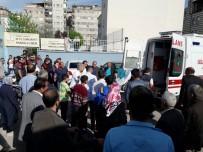 Karşıya Geçerken Tren Çarpan Kız Yaralandı