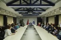 BOŞNAK - Kaymek'in Bosnalı Kursiyerleri Kayseri'de