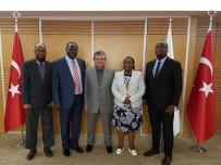 DEVLET DAİRESİ - Kenya Et Komisyonu İle Türkiye Tecrübeleri Paylaşıldı