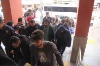 FLASH BELLEK - Kocaeli'de FETÖ/PDY Operasyonunda Yakalanan 10 Kişi Tutuklandı