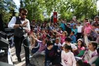 MİNİK FUTBOLCU - Konak'ta 23 Nisan Coşkusu Başladı