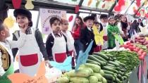 'Küçük Pazarcılar' Tezgah Açtı