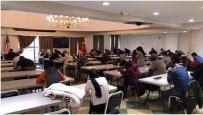 KUZEY AMERIKA - Kuzey Amerika Programı Sınavları Gerçekleştirildi