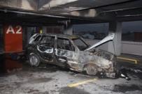 YANGINA MÜDAHALE - LPG Deposu Patlayan Otomobil Küle Döndü