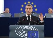 FRANSA CUMHURBAŞKANI - Macron, Avrupa'nın Geleceğini Tartışmaya Açtı