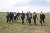 SULTAN ALPARSLAN - Malazgirt'te 'Tarihi Milli Park' Çalışmaları Başlatıldı