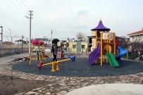 BOZKÖY - Modern Oyun Parkları Çocukların Neşesi Oldu