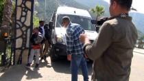 KAYAKÖY - Muğla'da 111 Yabancı Uyruklu Yakalandı