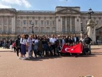 WEST BROMWICH - Öğrenciler İngiltere'de Eğitim Alıyorlar