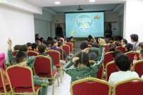 DENİZ CANLILARI - Öğrencilere Deniz Ekosistemi Hakkında Seminer Verildi