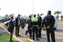 Otomobil İle Motosiklet Çarpıştı Açıklaması 1 Yaralı