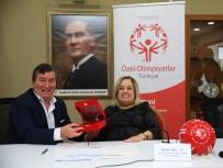 OĞUZ TONGSİR - Özel Olimpiyatlar Türkiye İle Türkiye Spor Yazarları Derneği'nden Anlamlı İşbirliği