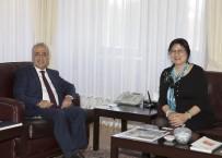 GÜNEY DOĞU - Prof. Dr. Mei-Hung CHIU Atatürk Üniversitesi'nde