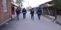 Sakarya'da Sokak Satıcılarına Operasyon Açıklaması 18 Gözaltı